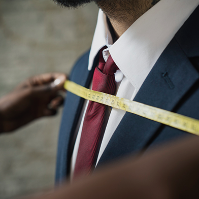 Does your Bespoke Suit fit your body?