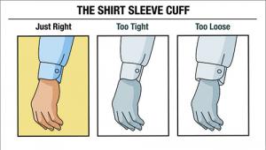 Shirt Sleeve Cuff